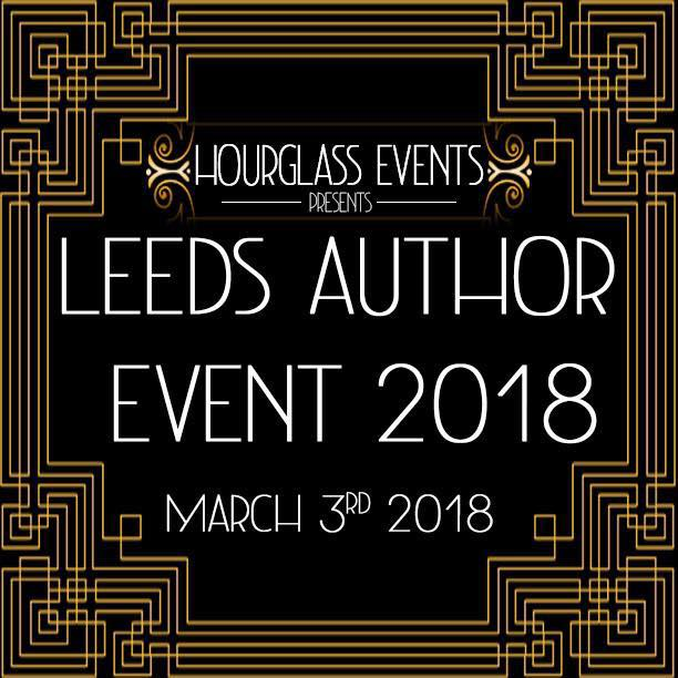 Vanessa Fewings, Leeds Author Event 2018