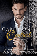 Cameron's Contract,  by USA Today Bestselling Author Vanessa Fewings