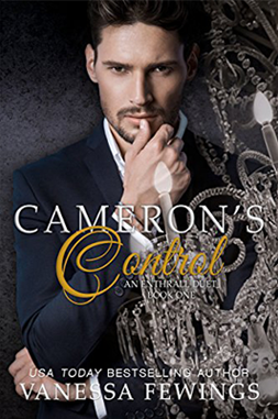 Cameron's Control,  by USA Today Bestselling Author Vanessa Fewings