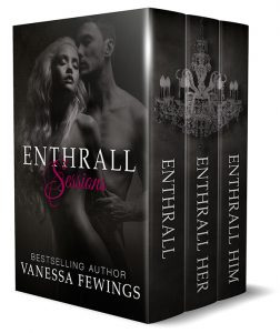 Enthrall Sessions Box Set by Vanessa Fewings