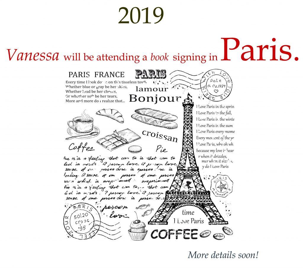 Vanessa Fewings - Paris 2019 - Details TBD