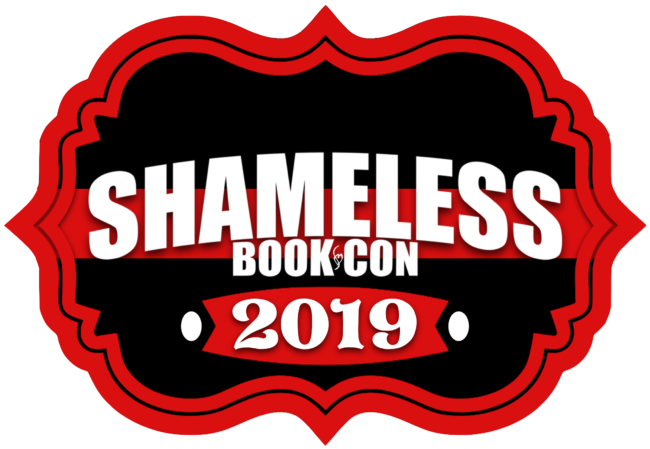 Vanessa Fewings - Shameless Book Con, 2019