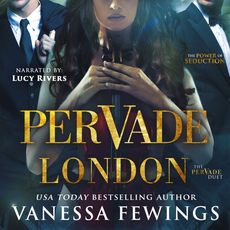 Pervade London (Audiobook)